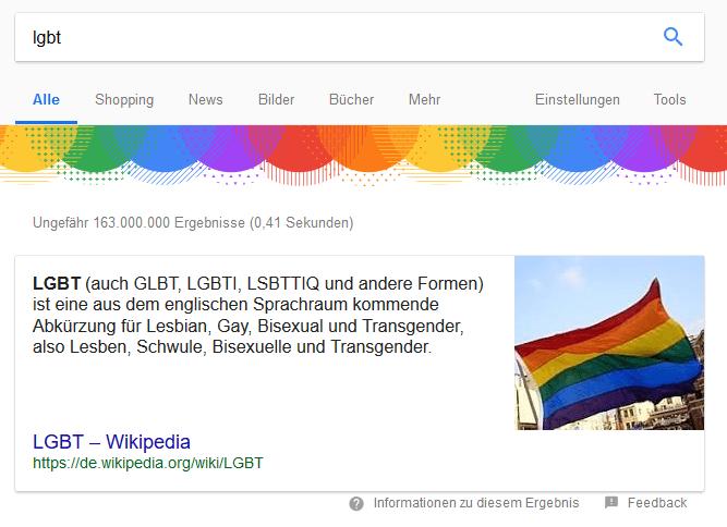 LGBT Colors