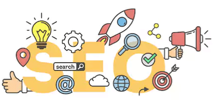 SEO Tools Icons
